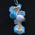 Baby Stork Decoration - CalEli Gifts