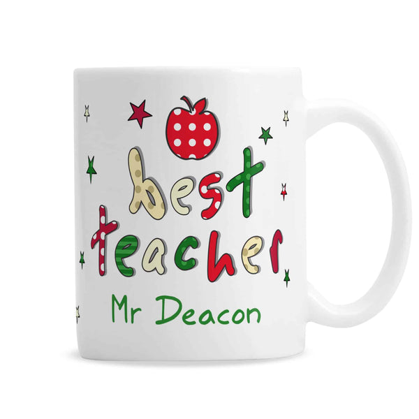 Teacher Mug - CalEli Gifts