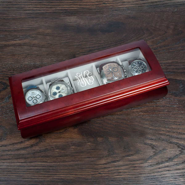 Watch Box - CalEli Gifts
