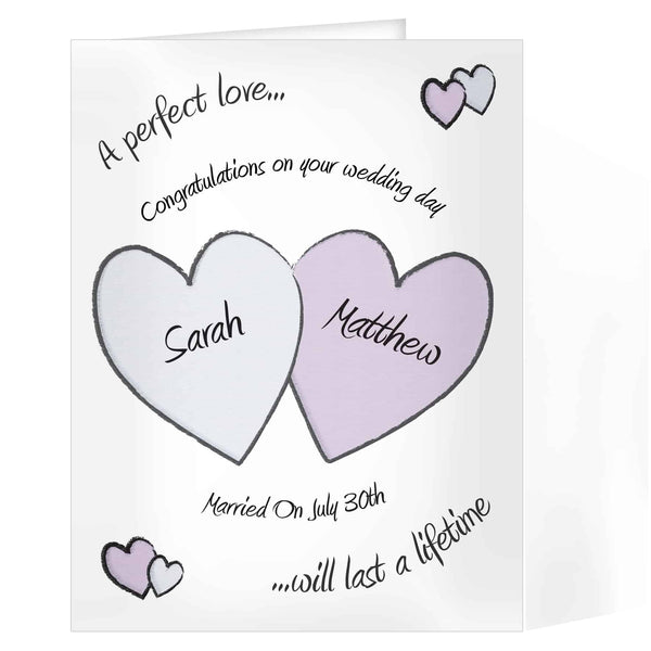 Wedding Card - CalEli Gifts