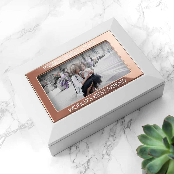 Photo Jewellery Box - CalEli Gifts