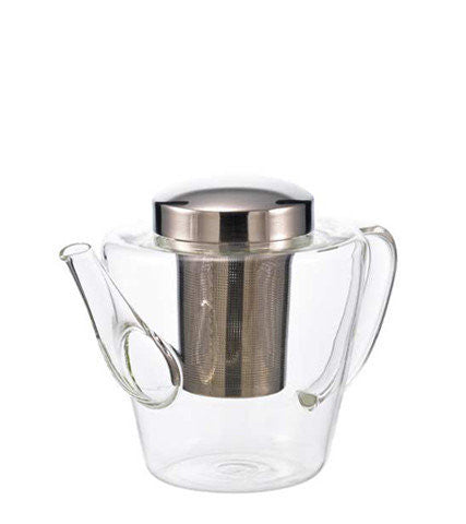 Sicily Glass Teapot and Infuser