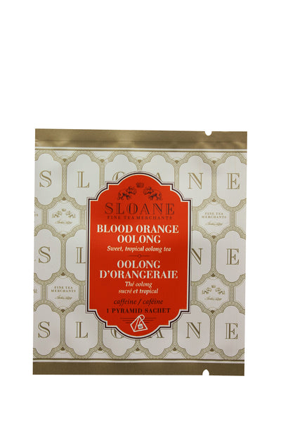 Blood Orange Oolong Sloane Individual Sachet