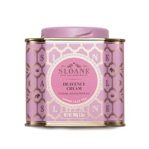 Heavenly Cream Sloane Caddie