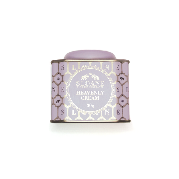 Heavenly Cream Mini Sloane Caddie