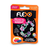 Flexo Mini - Glow in Dark Bracelet | Toys Tribe Pte Ltd