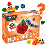 ToysTribe - Flexo Builder Set, 400 pieces