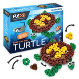 Flexo Ocean Life - Turtle | Toys Tribe Pte Ltd