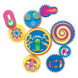 ToysTribe - For Rent: Tomy Gearation Refrigerator Magnets