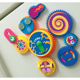 For Rent: Tomy Gearation Refrigerator Magnets | Toys Tribe Pte Ltd