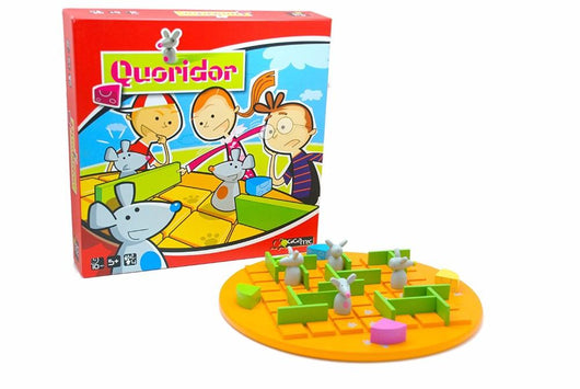 For Rent: Gigamic Quoridor Kid Game | Toys Tribe Pte Ltd
