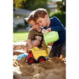 ToysTribe - Green Toys Dump Truck (Red/Yellow)