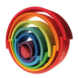 Grimm's Large Rainbow, 12 pieces | Toys Tribe Pte Ltd