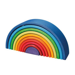 ToysTribe - Grimm's Rainbow Sunset, 10 pieces