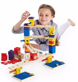 For Rent: Hape Quadrilla Marble Run - Music Motion | Toys Tribe Pte Ltd