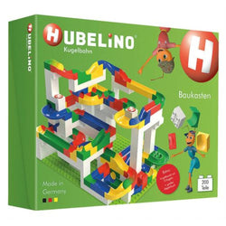 For Rent: Hubelino Marble Run Big Building Box, 200 pieces | Toys Tribe Pte Ltd