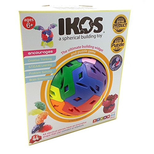 ToysTribe - Ikos Creator Pack, 44 pieces
