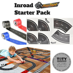 [Bundle Deal] Inroad Playtape - Starter Pack | Toys Tribe Pte Ltd