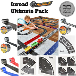 ToysTribe - [Bundle Deal] Inroad Playtape - Ultimate Pack