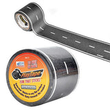 ToysTribe - Inroad Playtape Classic Black Road (2 inch x 30 feet)