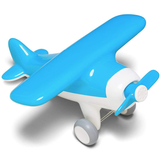 KID O Push and Pull Air Plane (Blue) | Toys Tribe Pte Ltd