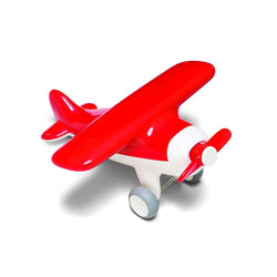 ToysTribe - KID O Push and Pull Air Plane (Red)