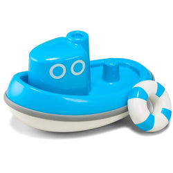 ToysTribe - KID O Floating Tug Boat Bath Toy (Blue)