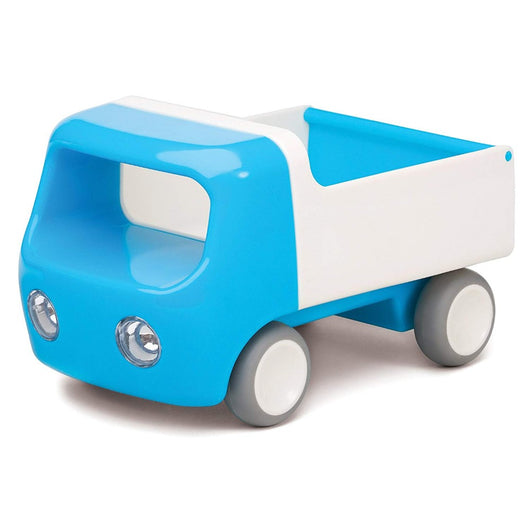 KID O Push and Pull Tip Truck (Blue) | Toys Tribe Pte Ltd