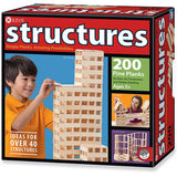 ToysTribe - For Rent: Keva Structures Plank Set, 200 pieces