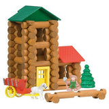 ToysTribe - For Rent: Lincoln Logs Shady Pine Homestead