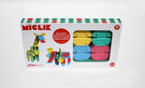 ToysTribe - For Rent: Miclik Building Toy, 96 pieces