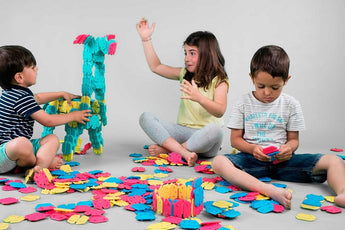 ToysTribe - Miclik Building Toy, 48 pieces