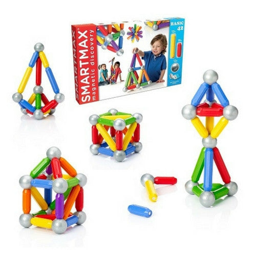 ToysTribe - For Rent: Smartmax Basic Set, 42 pieces