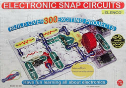 ToysTribe - For Rent: Snap Circuits SC-300 Electronics Discovery Kit