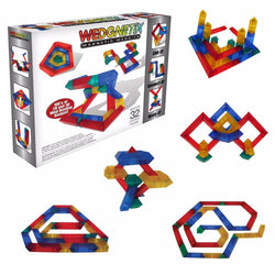 Used Set for Sale: Wedgnetix Toy, 32 pieces | Toys Tribe Pte Ltd