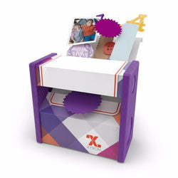Xyron Sticker Maker (3-inch wide, Purple) | Toys Tribe Pte Ltd