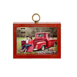 Red Wood Frame