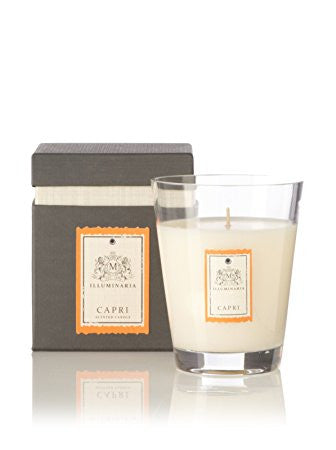 Illuminaria Candle Jar Gift Box, Capri