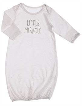 Little Miracle Baby Gown
