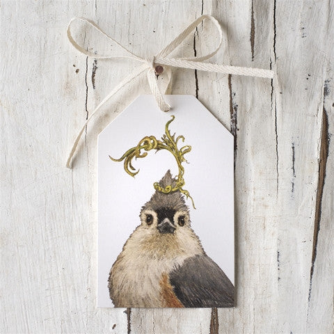 Song Bird Gift Tags