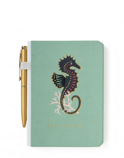 Pocket Pen Notebook
