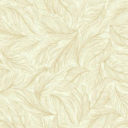 Light As A Feather Wallpaper by Antonina Vella Pattern #BH8356