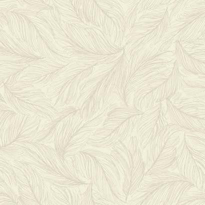 Light As A Feather Wallpaper by Antonina Vella Pattern #BH8360