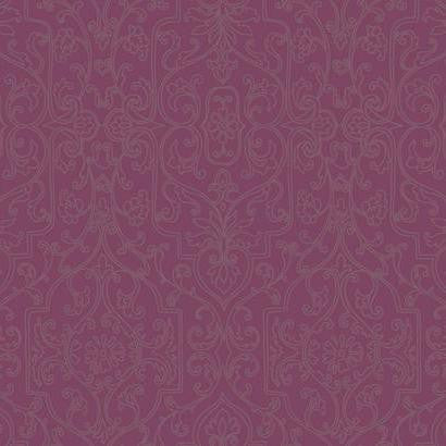Palace Gates Wallpaper by Antonina Vella Pattern #BH8365