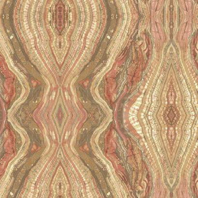 Kaleidoscope Wallpaper by Antonina Vella Pattern #BH8396