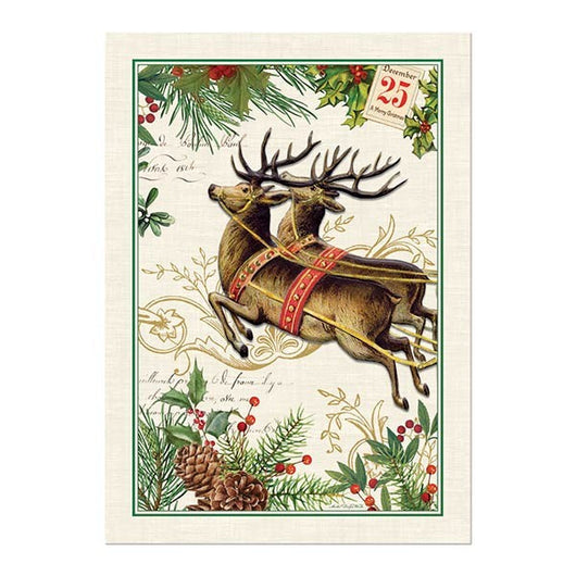 Christmas Joy Kitchen Towel