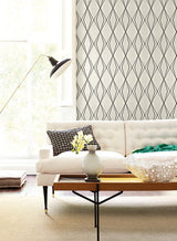 Facet Wallpaper by Stacy Garcia #ST6009