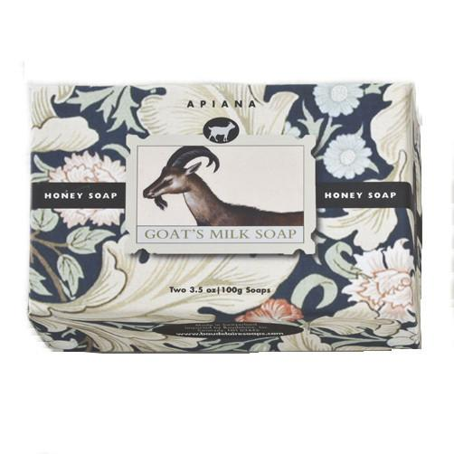 Goat's Milk 2Bar Soaps