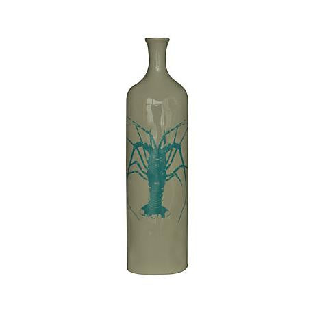 LARGE LOBSTER VASE
