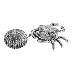 Crab & Sea Urchin Salt & Pepper Set